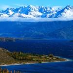 Lago gl Carrera esplendido