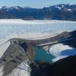 glaciar San rafael y lagunita 700x525