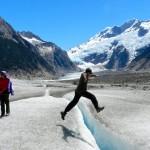 salto glaciar soler